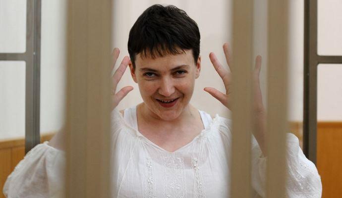 Суд знову відхилив докази невинуватості Савченко