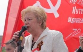 В Украине арестована видная коммунистка: подозревают в сепаратизме