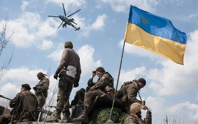 Близький бій - справа звичайна: з'явилося відео із гарячої точки на Донбасі