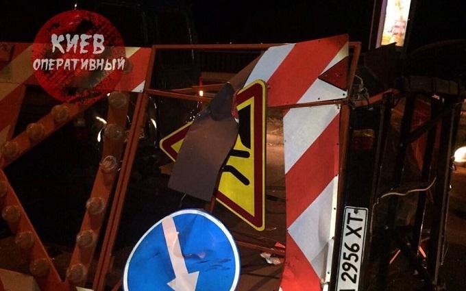 П'яна компанія влаштувала смертельну ДТП в Києві: опубліковані фото