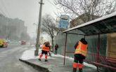 Киев засыпало снегом: в сети опубликованы яркие фото и видео