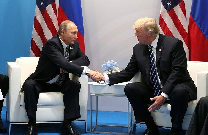 «Російський актив» Путіна та інші подробиці телефонної розмови президентів Росії та США