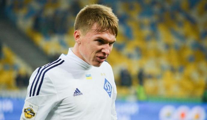 Полузащитник Динамо будет тренироваться в гипсе