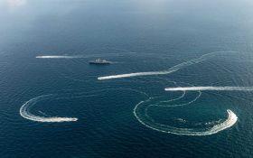 Россия направила ударные вертолеты на захват кораблей ВМС Украины: что сейчас происходит в Азовском море