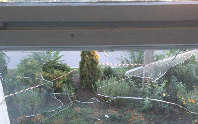 Вибух в адміністрації під Києвом: з'явилися фото і важлива подробиця