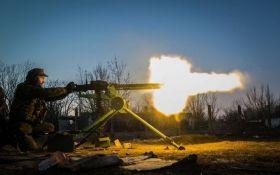 Обстріли бойовиків на Донбасі посилюються: серед бійців ЗСУ багато поранених