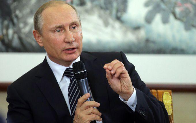 Поведінка Путіна викликала паніку у бойовиків ДНР-ЛНР