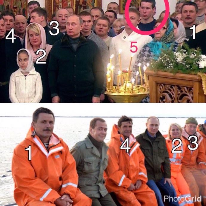 Кочующий цирк: на фото с Путиным увидели смешную и скандальную деталь (2)