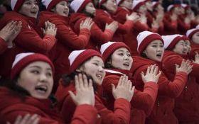 Северная Корея удивила перформансами на Олимпиаде-2018: опубликованы яркие видео