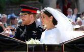 Як проходило весілля принца Гаррі і Меган Маркл: найяскравіші фото