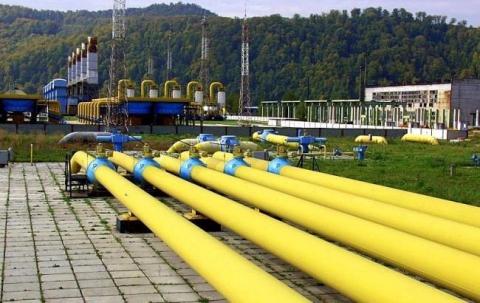 Запаси газу в ПСГ України збільшилися до 15,725 млрд куб. м