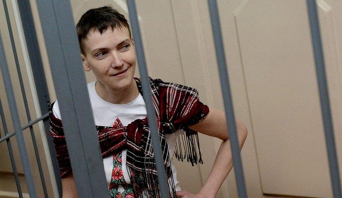 Суд ознайомиться з відеозаписом затримання Савченко