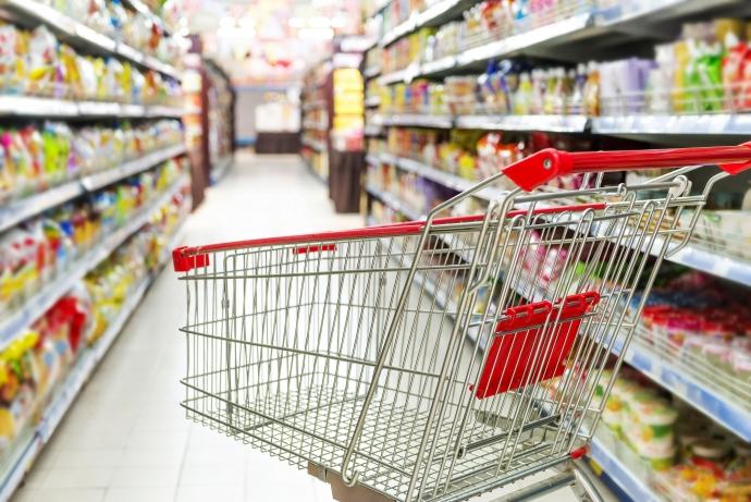 Супермаркеты Киева будут снабжены необходимым в случае ухудшения погоды