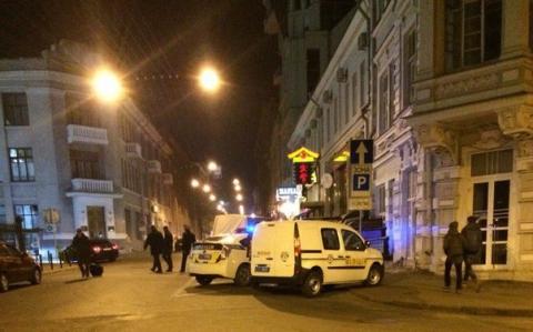 Начальника харківської міліції застали п'яним за кермом службового авто