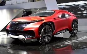 Китайці показали автомобіль майбутнього: опубліковано фото