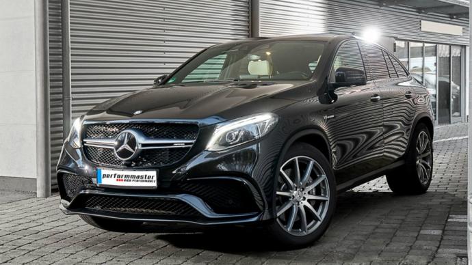 Мастера PerformMaster представили 702-сильный Mercedes-Benz GLE Coupe