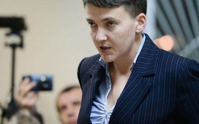 Савченко пошла в телеведущие и взбудоражила соцсети