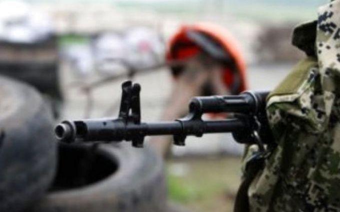 Штаб АТО: всамом начале «пасхального перемирия» противник 6 раз открывал огонь