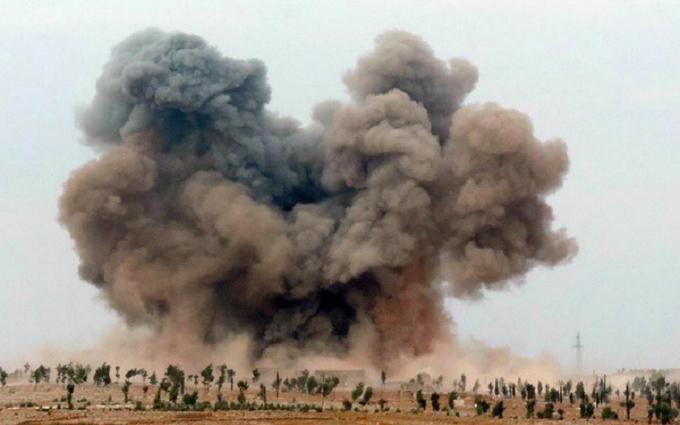 Росія в Сирії розбомбила офіс Червоного хреста