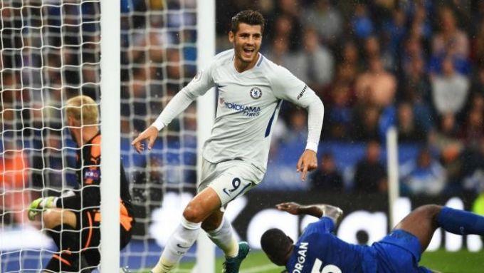 ФА расследует поведение фанатов Челси во время матча с Лестером