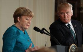 Трамп решил жестко отомстить Меркель - уже принято решение