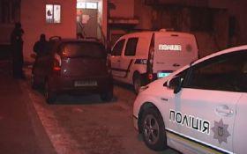 Жуткое убийство в Киеве: появилось видео с места преступления