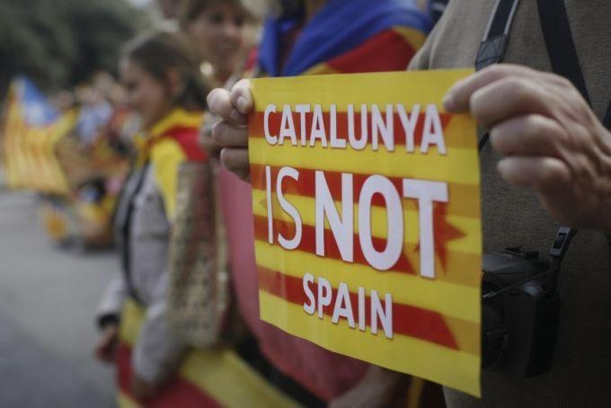 «Каталонський референдум незаконний»— король Іспанії
