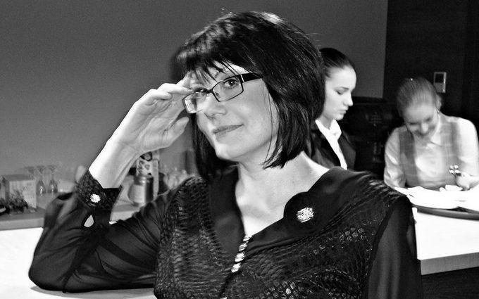 Умерла известная украинская телеведущая и журналистка