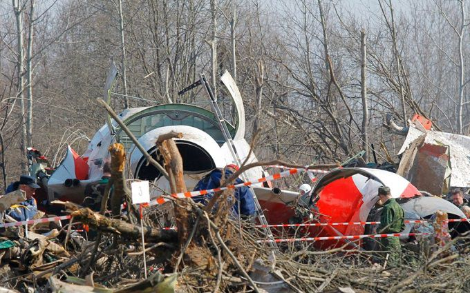 Польща розповіла, як Росія підробила дані про Смоленську катастрофу
