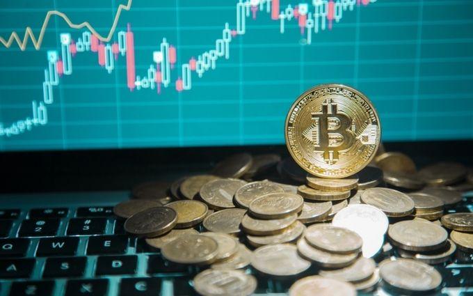 Курс Bitcoin різко пішов вгору