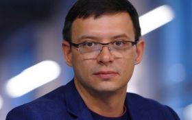 Депутат Мураєв покинув дружину заради молодої актриси