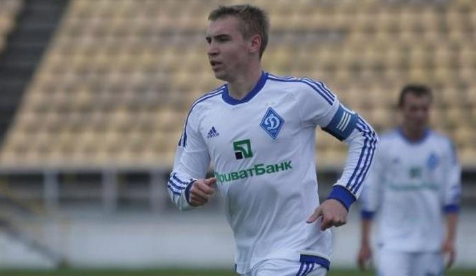 Экс-футболист Динамо стал полицейским