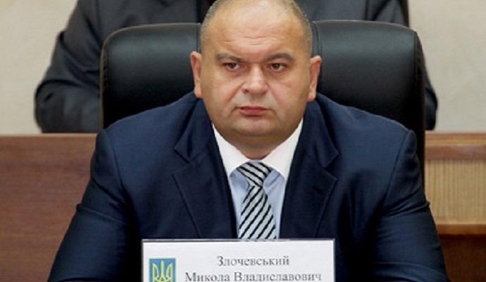Суд арестовал имущество Злочевского