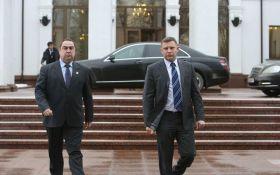 Главари ДНР-ЛНР в Крыму принесли цветы герою украинской истории: появилось видео