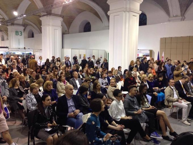 В Киеве открылся Книжный Арсенал: фоторепортаж, видео (3)