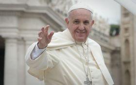 Это дар Божий: Папа Римский удивил речью о сексе и сексуальности