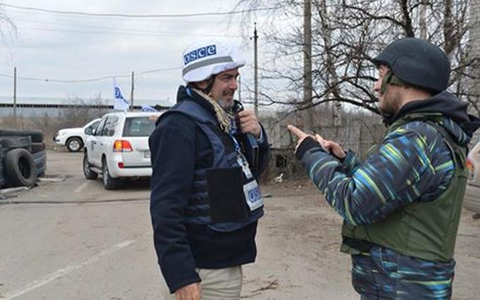 Появились новые фото с фронтового Донбасса