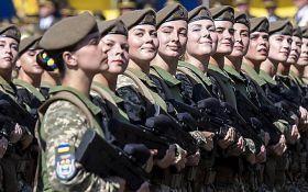 Гендерное равенство в армии: в Украине вступил в силу важный закон