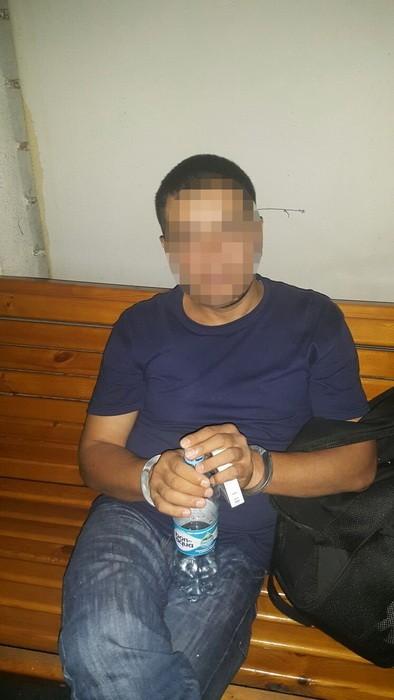 В Україні спійманий бойовик ІДІЛ: опубліковано фото (1)