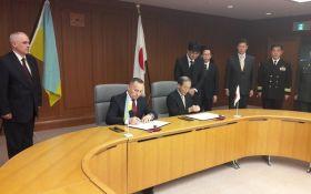 Украина и Япония подписали важное соглашение в сфере обороны