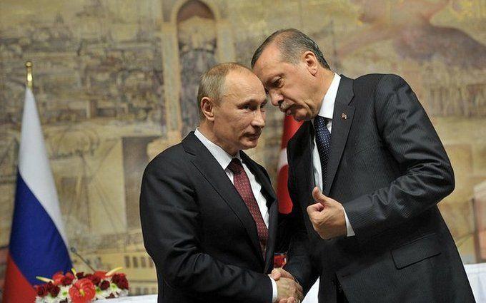 """""""Скасували"""" війну: Путін і Ердоган домовилися по Сирії"""