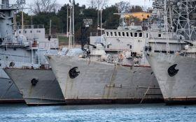 Украинские корабли, захваченные Россией в Крыму: обнародован полный список