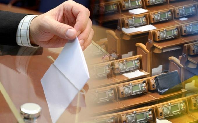 Якби вибори цієї неділі: названі партії, які потрапили б до Ради