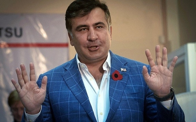 Саакашвили открестился от громкого заявления своего зама