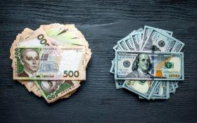 Курси валют в Україні на вівторок, 4 вересня