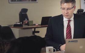 Виступ мера Риги перервав чорний кіт: з'явилося кумедне відео