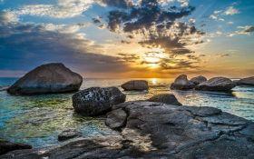Молочные вихри: NASA показало аномальный процесс в Каспийском море