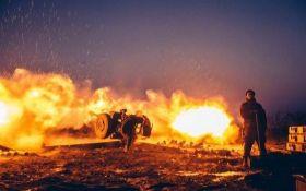 Штаб ООС: боевики бьют из БМП и противотанковых управляемых ракет