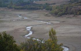 Окупований Крим залишається без води: стали відомі деталі