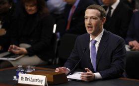 Марк Цукерберг официально признал свою вину за утечку персональных данных пользователей Facebook